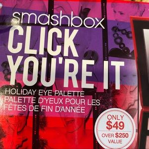 Smashbox Makeup - New Smashbox Holiday Click You're It Eye Pallete